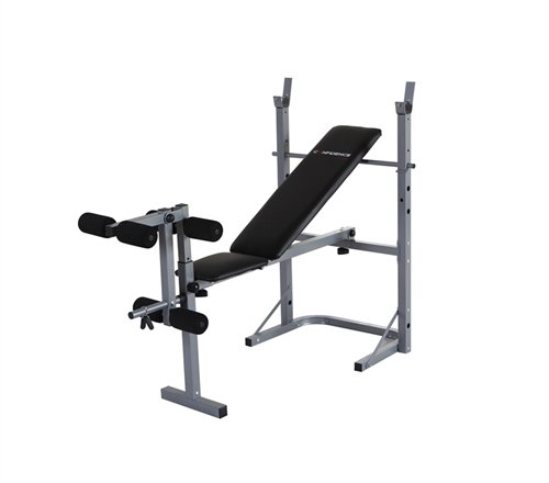 Confidence Fitness Banc de Musculation Ajustable