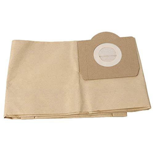GooPro_zd Bolsas de aspiradora de papel bolsa de polvo de repuesto para Rowenta ZR814
