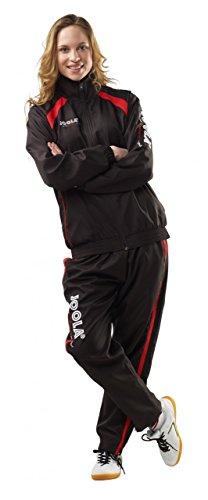 Joola JACK.FRESNO black-red 2XL - BLACK-RED, Größe:XXL