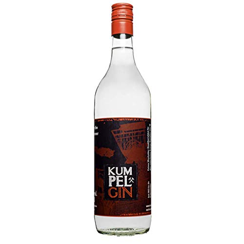 KUMPEL Gin 37,5% (1 x 1,0 Liter) Ruhrpott Dry Gin