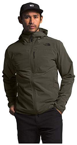 North Face North Dome 2 Stretch Wind Jacket M Taupe Green