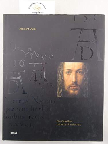 Albrecht Dürer, Die Gemälde der Alten Pinakothek