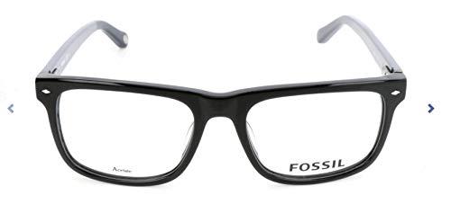 Fossil Brillengestelle FOS 6070 Rechteckig Brillengestelle 52, Mehrfarbig