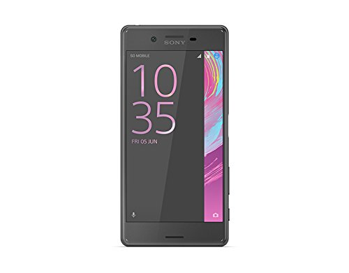 Sony Xperia X Smartphone débloqué 4G (Ecran: 5 pouces - 32 Go - Nano-SIM - Android Marshmallow 6.0) Noir