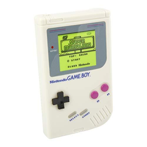 Paladone Game Scala Replica della Console Originale – Prodotto con Licenza Ufficiale Nintendo, Gioco Boy Light