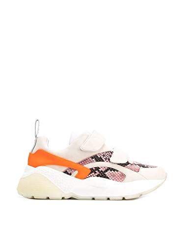 Moda De Lujo | Stella Mccartney Mujer 501776N0012K941 Multicolor Poliéster Zapatillas | Ss21