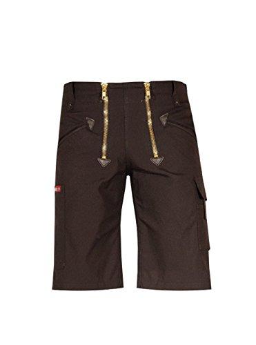 OYSTER Zunft-Shorts Arbeits-Hose CORDURA® - schwarz - Größe: 48