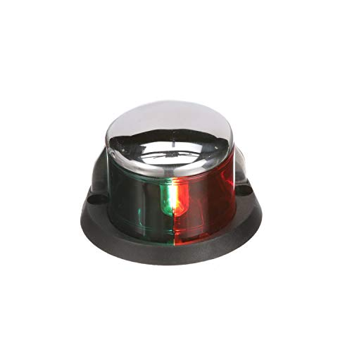 Seachoice 50-04971 tafellamp horizontaal, roestvrij staal/kunststof