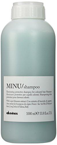 DAVINES Minu Haircare Shampoo, 1er Pack (1 x 1000 ml)