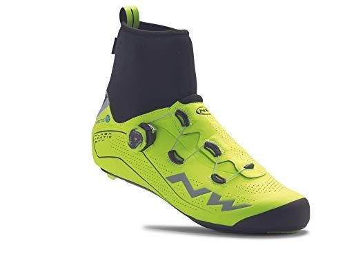 NORTHWAVE FLASH ARCTIC GTX Rennrad Winterschuhe Zapatillas carretera zapatos de invierno, Tamaño:gr. 44