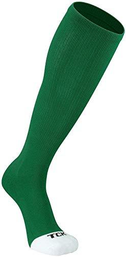 TCK Prosport Performance Tube Socks (Kelly Green, X-Large) - Kelly Green,X-Large