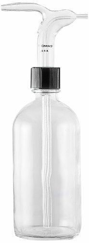 Thomas Glass Spray Bottle with Borosilicate Glass Tube, 240mL Capacity
