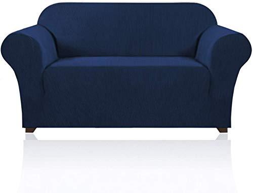VINGO Couchhusse Spannbezug 2 Sitzer, Sofabezüge 145-172cm, Sofabezug Stretch Sofa, Sofabezug Elastische, 85% Polyesterfaser 15% Elasthan, in Verschiedene Größe und Farbe Sofa Abdeckung