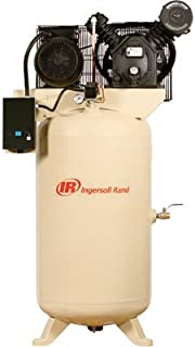 Ingersoll Rand Type-30 Reciprocating Air Compressor - 7.5 HP, 230 Volt 1