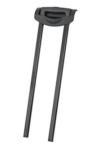 VAUDE Trolley Handle (Tobago 90) Ersatzteil, Black, Einheitsgröße