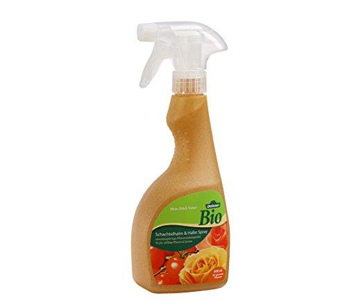 Dehner Bio Schachtelhalm & Hafer Spray, für Gemüse, Nutzpflanzen und Zierpflanzen,, 500 ml