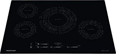 Frigidaire FFIC3026TB 30 Inch Electric Induction Smoothtop Style Cooktop with 4 Elements in Black