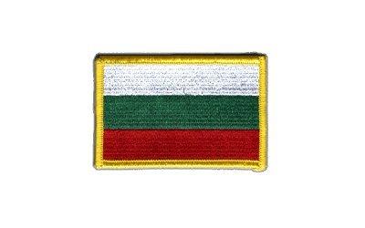 Aufnäher Patch Flagge Bulgarien - 8 x 6 cm