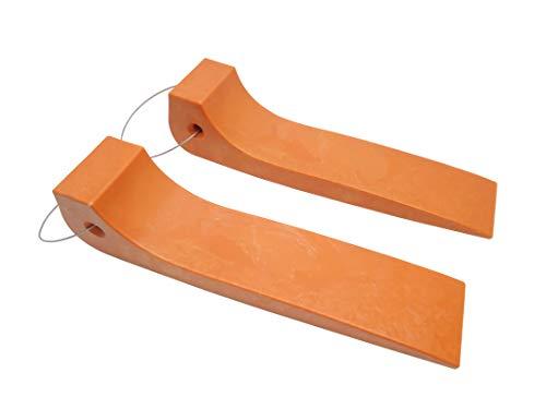 タイヤスケーター オレンジ 2個セット タイヤスケート 積載車 セルフローダー レッカー車向け アメリカ製 レッカー用品 ドーリーサポート