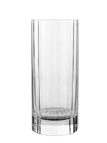 Luigi Bormioli Bach Beverage Glass, 16-1/4-Ounce, Set of 6 by Luigi Bormioli