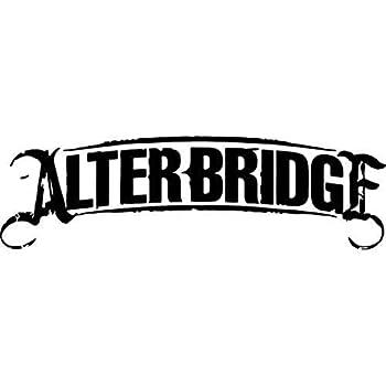 Alter Bridge Die-Cut Decal Sticker - Band Logo