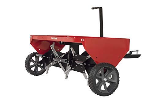Craftsman CMXGZBF7124213 40-Inch Tow Plug Aerator, Red