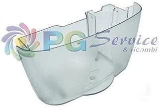 DeLonghi - DEM8.5 DEM10 EX:2 - Depósito de agua para recogida de agua condensada; ideal para deshumidificador - Serie «T'asciugo»
