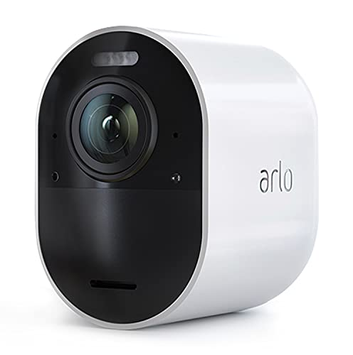 Arlo Ultra Wireless Home Security Camera System CCTV, Wi-Fi, Alarm,...