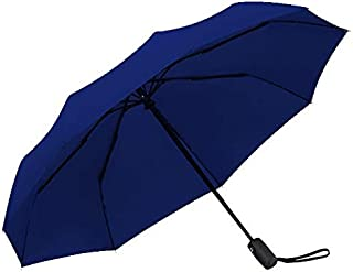 SAK Umbrellas Compact Umbrella - Windproof, Portable & Lightweight (Less Than 1 lb) – Folding Umbrella Protection from the...