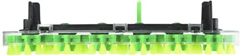 Hoover Steam Cleaner Scrub Brush Block Assembly, 6 Rotating Scrub Brushes, Hoover Part Number 48437030