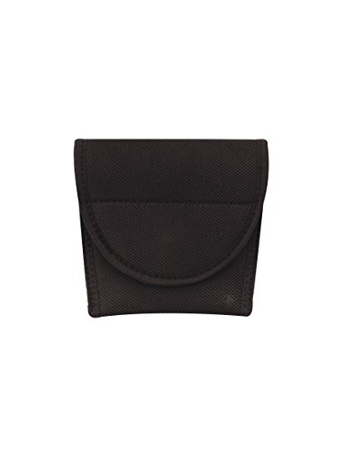 "Pouch, Black Glove, 1.5"" Height, 6"" Wide, 8"" Length, 1680 Denier Ballistic Pack Cloth, One Size - TRU-SPEC 9032000"