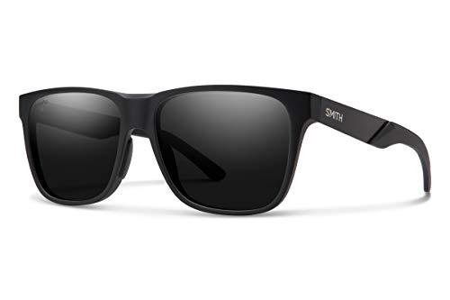 Smith Optics Herren Lowdown Steel Sonnenbrille, Mehrfarbig (Mtt Black), 56