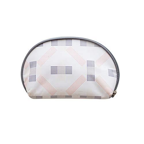 Shuda 1 pc Petit Sac cosmétique Polyester Sac de madeup Frais Trousse de Toilette, 19cm*12.5cm*4.5cm (Black Friday Deals 2018)-Style 2
