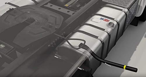 Shipping Container Safety International 6f706e626174 5Th - Manilla de liberación de enganche de rueda - y más - 3 herramientas de camión en 1, acero