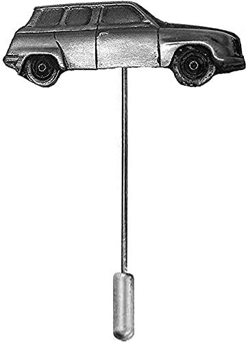 Saab 96 V4 ref220 Motivo en un lazo de lazo pin sombrero bufanda collar abrigo