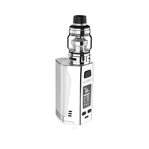 Uwell Valyrian 2 Kit, 300W E Zigarette Starter Kit mit Sub Ohm Tank 6ml Kein Nikotin und Tabak (Weiß)