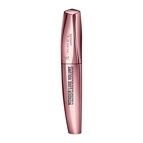 Rimmel – Máscara Wonder'luxe Volume – Volumen instantáneo – Sin paquete – 002 marrón – 11 ml