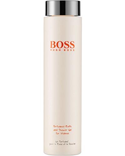 Hugo Boss Orange donna gel doccia bath & shower gel 200 ml