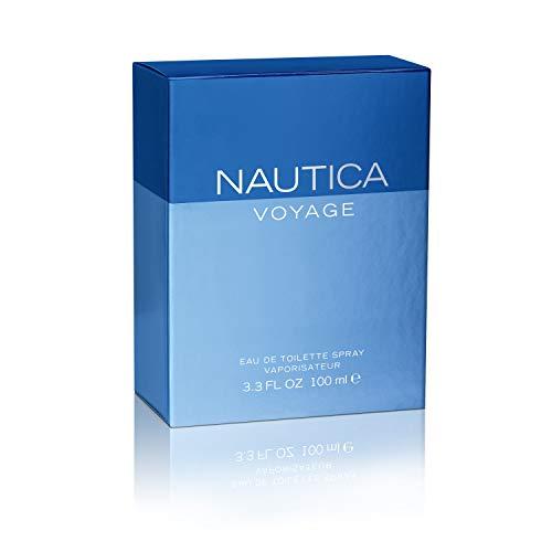 Nautica Voyage Eau de Toilette Homme 100 ml