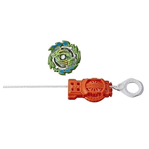 BEYBLADE Burst Rise Hypersphere Ace Dragon D5 Starter Pack -- Attack Type Battling Top Toy and Right/Left-Spin Launcher, Ages 8 and Up