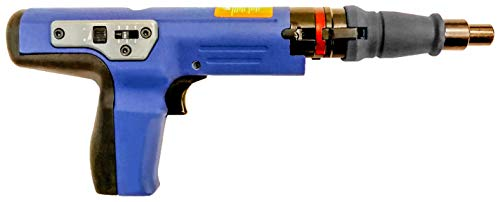 BLUEPOINT BP303A- .27 Caliber semi-automatic powder actuated tool, for 10 shot (6.8 x 11mm) strip load