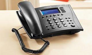Olympia Festnetz-Telefon mit Freisprechfunktion, Kurzwahlspeicher, uvm