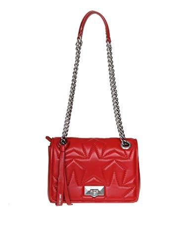 Jimmy Choo Luxury Fashion Donna HELIASTMNRED Rosso Borsa A Spalla   Autunno Inverno 19
