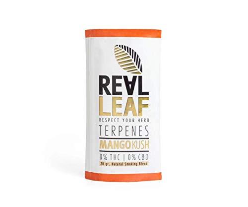 Real Leaf Mango Kush (1x 20g) - Terpenes...