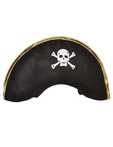 DEGUISE TOI - Chapeau Chef des Pirates Adulte - Taille Unique