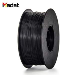 Madat FlashForge PLA-Filament 1,75 mm (1 kg) für 3D-Drucker der Creator-Serie (Rote)