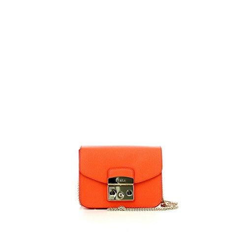 Furla - Mini bag Metropolis da DO - Arancio UNI