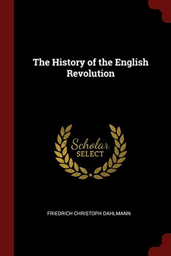 HIST OF THE ENGLISH REVOLUTION