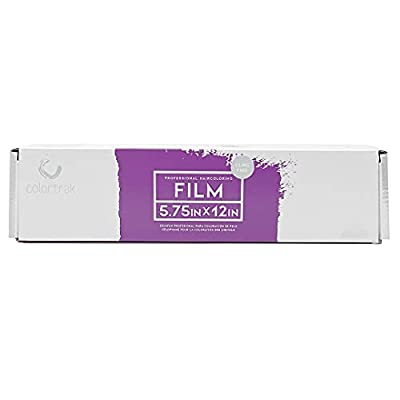 Colortrak Professional Cling-Free Freehand Hair Coloring Film