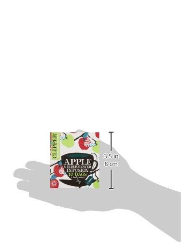 クリッパー『オーガニックフルーツインフュージョンアップル&エルダーフラワー』
